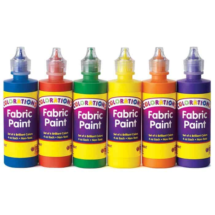 Colorations® Fabric Paint 491957