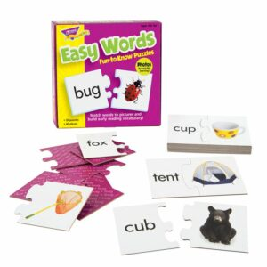 Easy Words Puzzles 243378