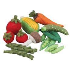Felt Vegetable Set 392225