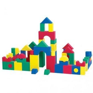 Foam Building Blocks 016303