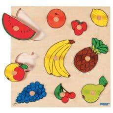 Fruit Inlay Board Puzzle 339663