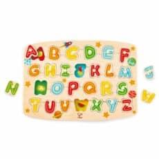 Hape Alphabet Peg Puzzle 503953