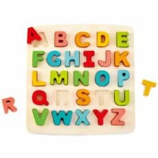 Hape Chunky Alphabet Puzzle 504169