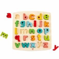 Hape Chunky Lowercase Puzzle 504182