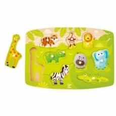 Hape Jungle Peg Puzzle 503982
