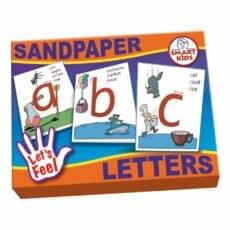 Let's Feel Sandpaper Letters 308247