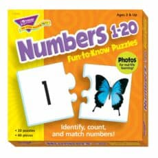 Numbers 120 Puzzle 243345