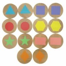 Shapes Memory Discs 446775