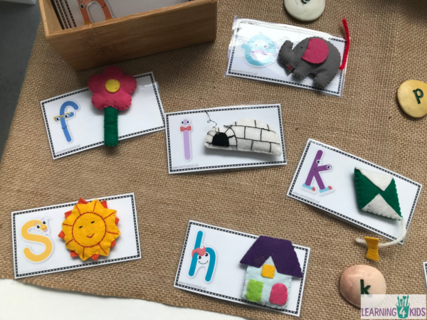 Printable Alphabet Letter Cards for Matching Activities