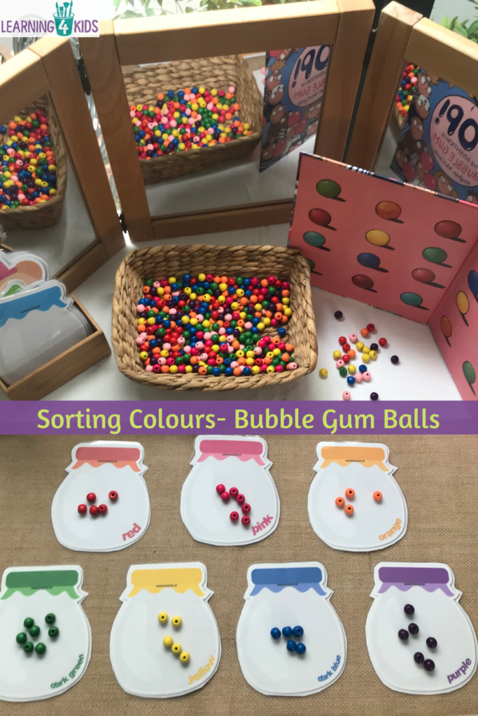 Sorting-and-Matching-Colours-Learning-Centre-bubble-gum-ball-sort